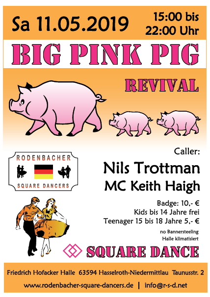 Big Pink Pig Revival